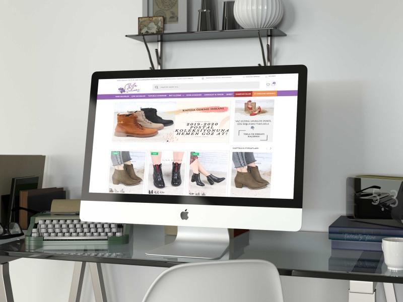 Rıdvan Dasdelen, Ridvan Dasdelen, Rıdvan Daşdelen, E-Ticaret | Lila Shoes E-Ticaret