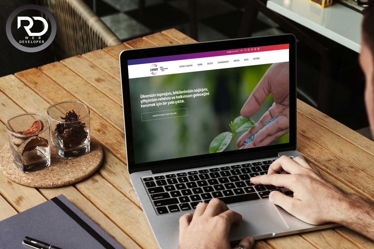 Rıdvan Dasdelen, Ridvan Dasdelen, Rıdvan Daşdelen, Corporate Website | Ceon