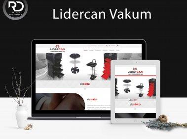 Rıdvan Dasdelen, Ridvan Dasdelen, Rıdvan Daşdelen, Corporate Website   Lidercan Vakum