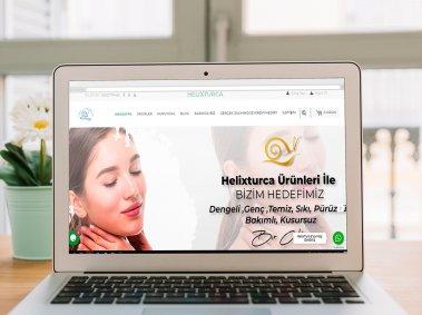 Rıdvan Dasdelen, Ridvan Dasdelen, Rıdvan Daşdelen, E-Commerce   Helixturca E-Commerce (Redesigned)