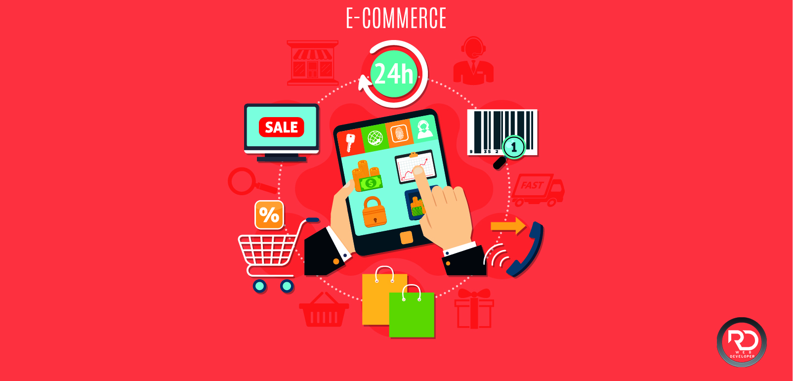 eCommerce advantages